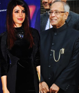 Priyanka-Chopra-and-Pranab-Mukherjee