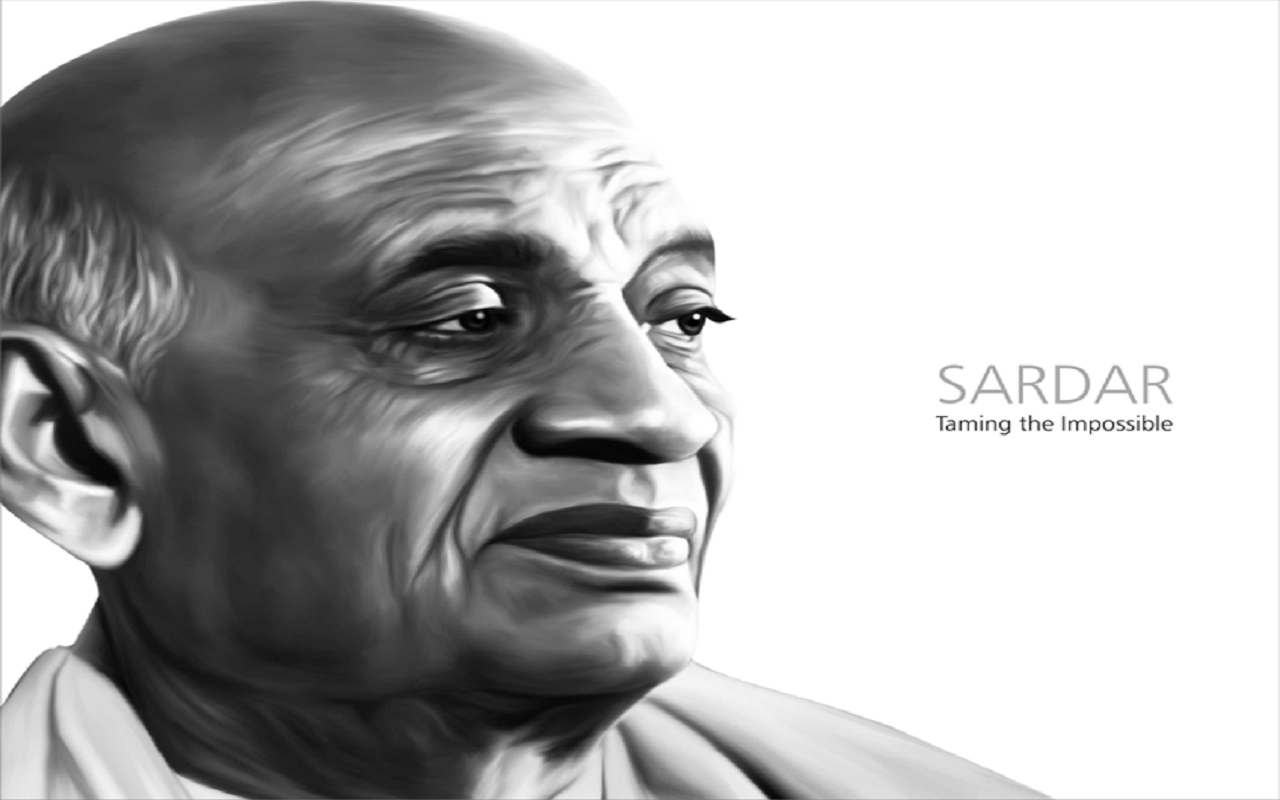 sardar vallabhbhai patel Vallabhbhai jhaverbhai patel (31 october 1875 – 15 december 1950), popularly  known as sardar patel, was the first deputy prime minister of india he was an.